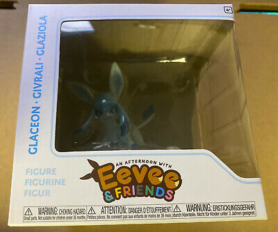 Funko Pokemon Center An Afternoon with Eevee and Friends Glaceon NEW IN HAND
