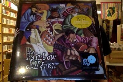 Prince The Rainbow Children 2xLP sealed crystal clear colored vinyl + download