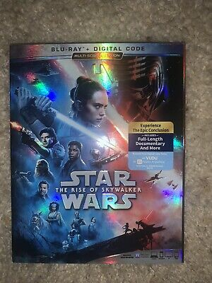 Star Wars : The Rise of Skywalker ( Blu-ray + Digital )