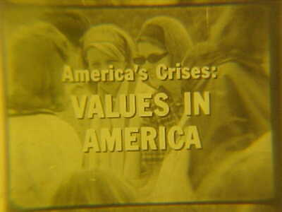 Young Americans 16mm Documentary Film 1960's