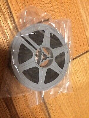 "Adult vintage regular 8mm Film 3 5/8"" reel (Candy & Dick) 1973"