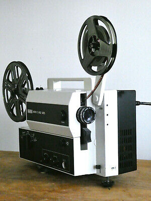 WORKING SOUND Eumig 8 Mark S 802 Super 8mm Cine Projector Guaranteed