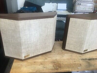 Acoustic Research AR-MST classic Vintage Speakers