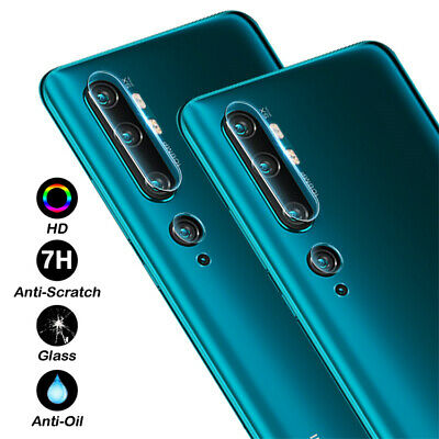 For Xiaomi 10 9 Redmi 8T 9S K30 Back Camera Lens Screen Protector Tempered Glass