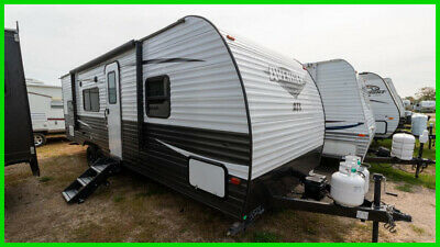 2019 Used Prime Time Manufacturing Avenger 26BH Bunk House Travel Trailer