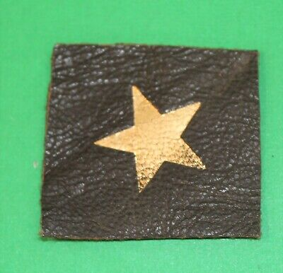 USAAF World War II Army Air Force A-2 Leather Flight Jacket General Star Single