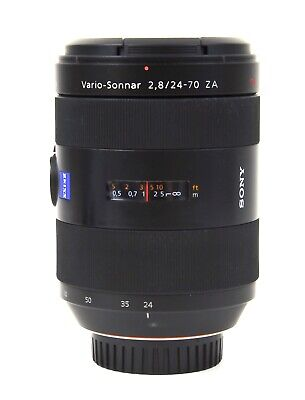 Sony / Carl Zeiss Vario-Sonnar 24-70mm 1:2.8 Za Ssm T (a-Mount)