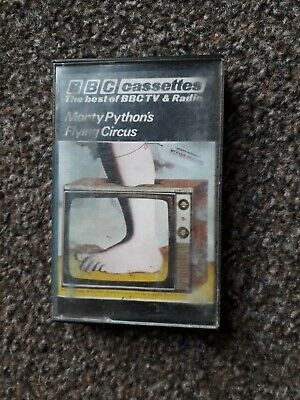 Monty Python's Flying Circus Cassette Tape 1970