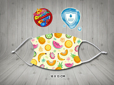 masque de protection adulte waterproof anti postillons food 01