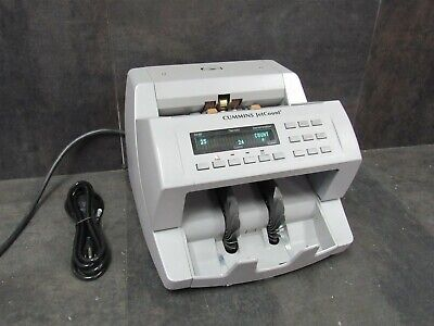 Cummins Allision JetCount 4020 Currency Note Bill Cash Counter 402-9900-00