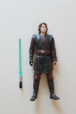 2013 Star Wars Vader ROTS Anakin Skywalker Coruscant MS 02 Action Figure 3.75""