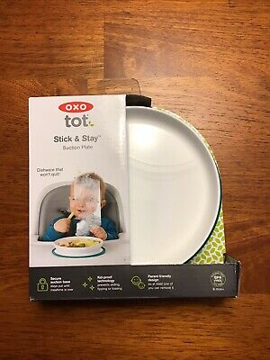 OXO Tot Stick And Stay Suction Plate