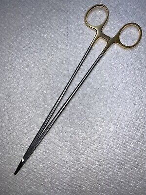 V. Mueller CH2482 DeBakey Cardiovascular Needle Holder Orthopedic