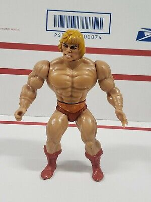 Masters of The Universe He-Man Original 1981 Action Figure Vintage