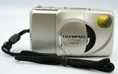 [N.MINT TESTED] Olympus Infinity Stylus Zoom 140 35mm Film camera From JAPAN#486