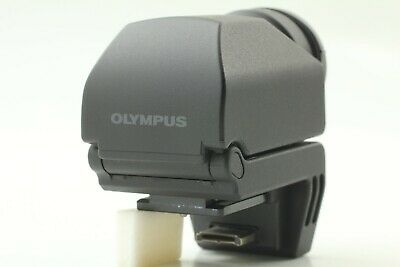 【NEAR MINT】Olympus VF-2 Electronic Viewfinder Black From Japan #262