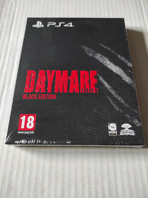 Daymare 1998 Black Edition PlayStation PS4 2020 EU English Factory Sealed