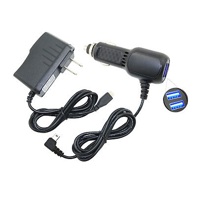 Hardwire USB Car Charger power cord for GARMIN nuvi 2450LM 2460LM 1690 Sat Nav