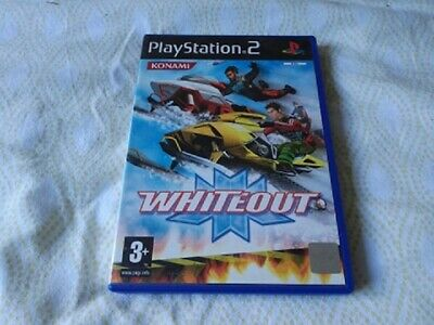 WHITEOUT Playstation 2