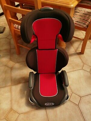 Childs booster car seat
