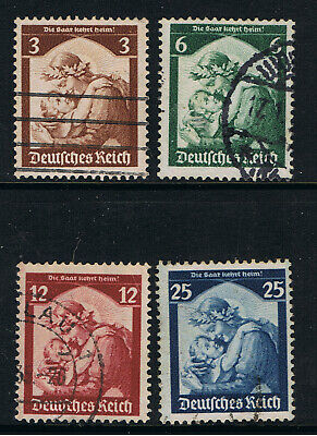Germany 1935 Return Of Saar