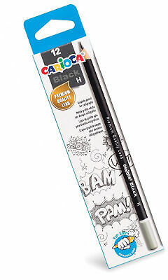 Carioca 42929 Graphite Wooden Pencil Set