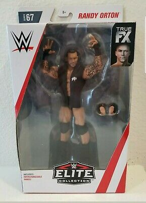 Mattel WWE Elite Collection Series 67 Randy Orton Wrestling Action Figure
