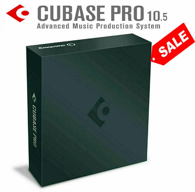 Cubase Pro 10.5 Premium Full Version 🔥 Lifetime ✅ Fully Activated Software🔥Win