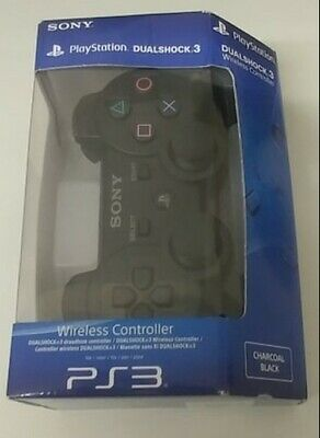 Genuine Official Sony PS3 PlayStation 3 Wireless Dual Shock 3 SixAxis Controller