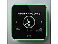 """NEW! Evoko ERM2001 Liso Room Manager 8"""" touch"""