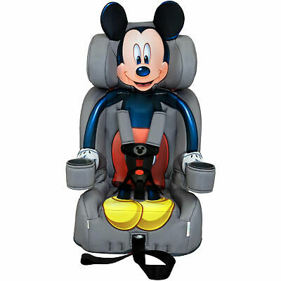 KidsEmbrace 2-in-1 Harness Booster Car Seat, Disney Mickey Mouse, Top Seller
