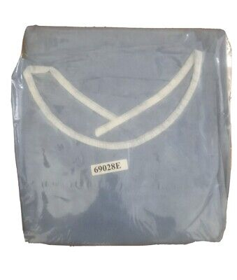 A Case Of 50 Isolation Lab Gown Knitt Cuffs Medical Dental Hospital Disposable