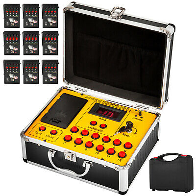 500M Wireless Remote Control 36 Cues Cold Fireworks Firing System Wedding Switch