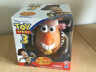 TOY STORY MR POTATO CHARACTER FACE KEYCHAIN KEYRING CHARM