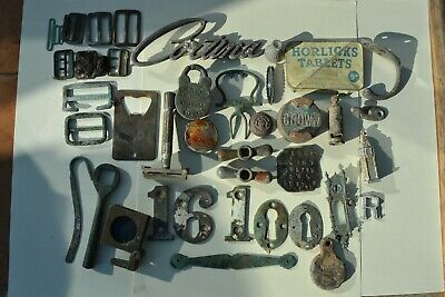 Metal Detecting Finds from the beach