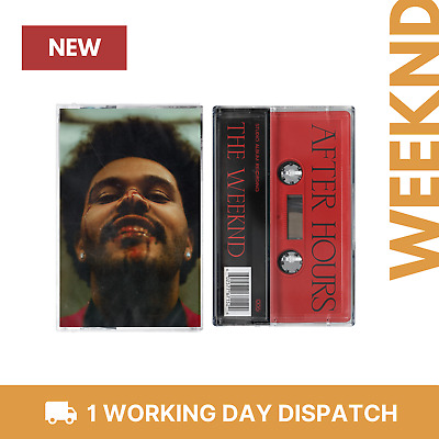The Weeknd - After Hours Cassette [Collector's Edition]