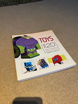 Toys Craft Book