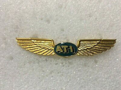 ATI Air Transport International Wing Airlines Airways Aircraft Aviation