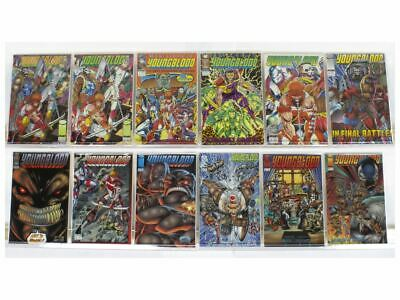 Youngblood 0-10 Complete Set (12 Books) - Image - 1992