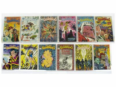 New Guardians 1-12 Complete Set (12 Books) - DC - 1988