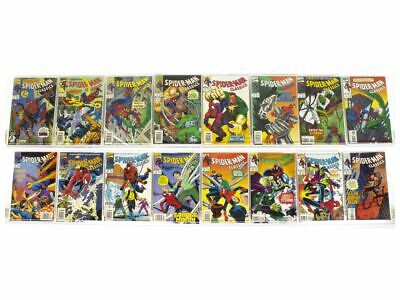 Spider-man Classics 1-16 Complete Set (16 Books) - Marvel - 1993