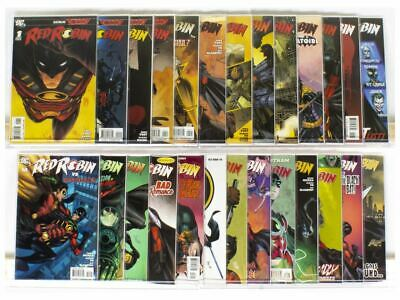 Red Robin 1-26 Complete Set (26 Books) - DC - 2009