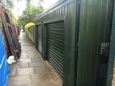 Aussie Style Fence Shed Space saving secure garden storage