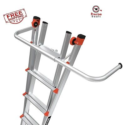Little Giant Wing Span Wall Standoff Ladder Heavy Duty **Free Shipping**