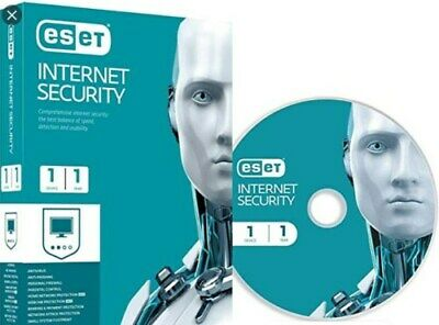Eset nod 32 internet security 2020 with key valid 03 months