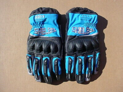 Fire Dept Fireman Firefighter Shelby Rescue Extrication Gloves Xl