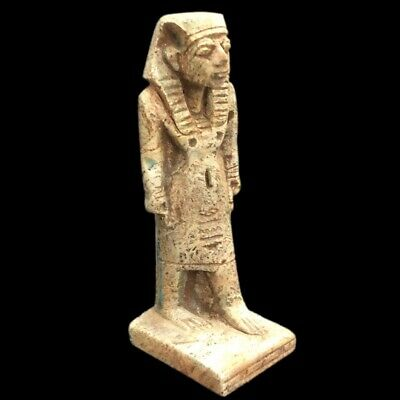 Egyptian Statue, Late Period 664 - 332 Bc (15)
