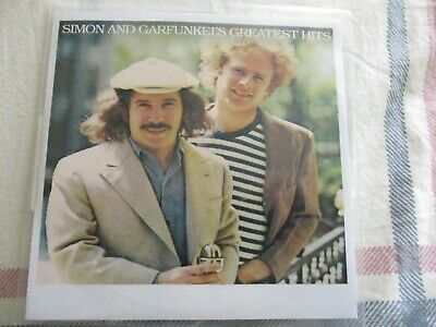 Simon & Garfunkel's Greatest Hits Promo CD Album