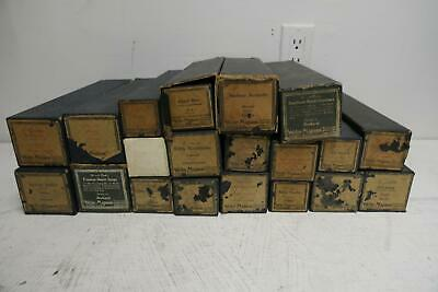 Vintage Welte-Mignon Player Piano Roll Bundle ~ 20 Rolls ~ Rare ~ FREE SHIPPING