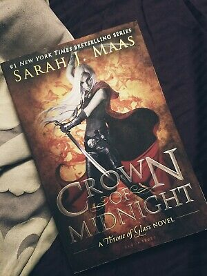 Throne of Glass: Crown of Midnight 2 by Sarah J. Maas (2014, Paperback)
